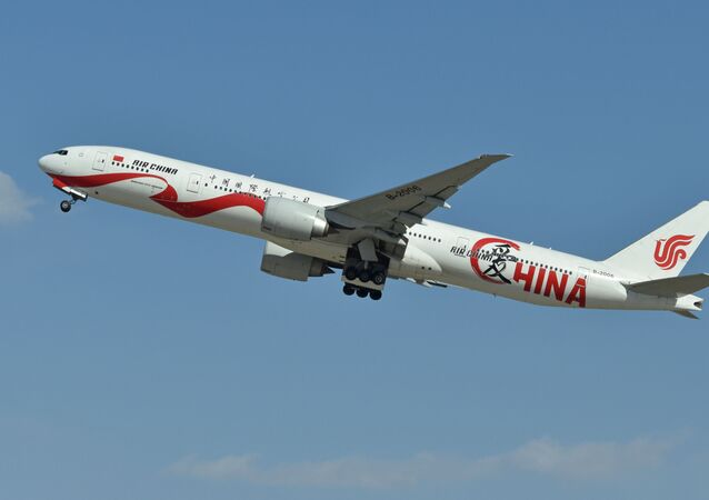 Boeing 777 da Air China