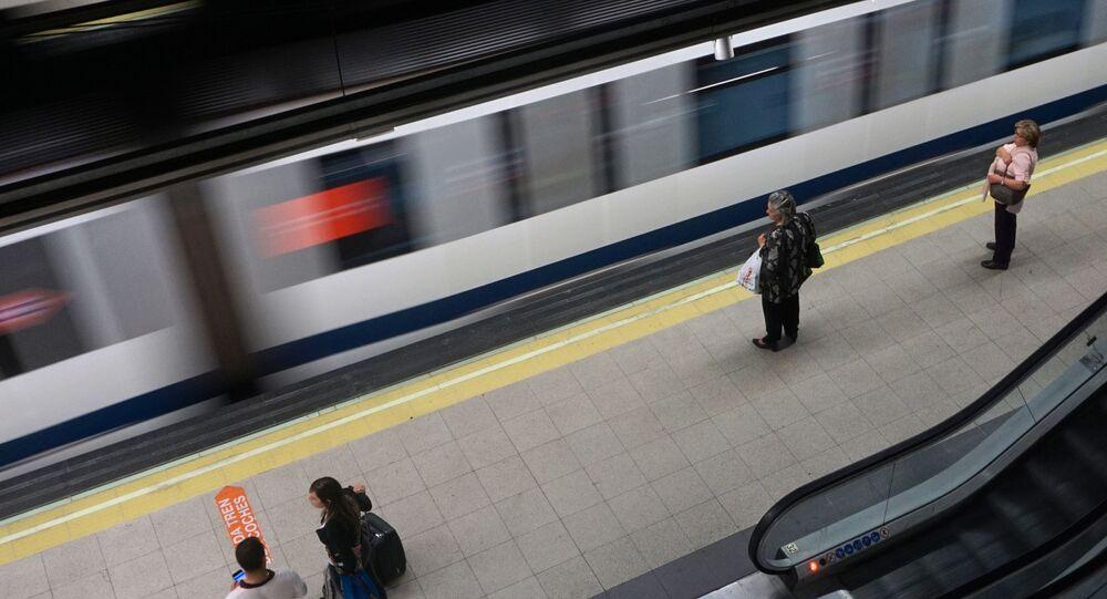 Metrô de Madri