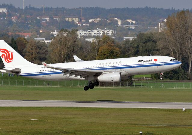 Airbus A330 da Air China