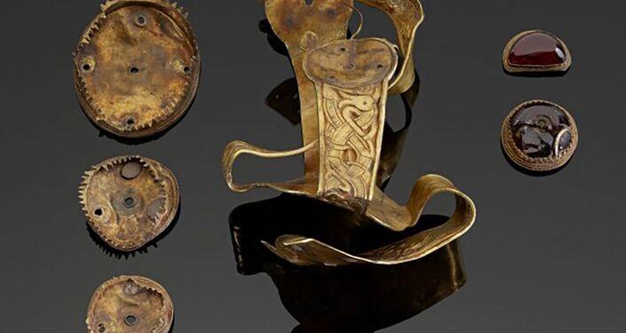 Fragmentos de ouro