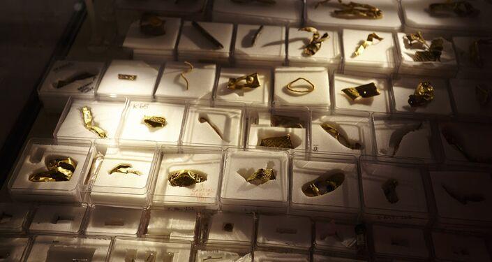 Tesouro encontrado no Reino Unido