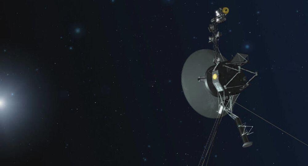 Sonda Espacial Voyager 1 da NASA