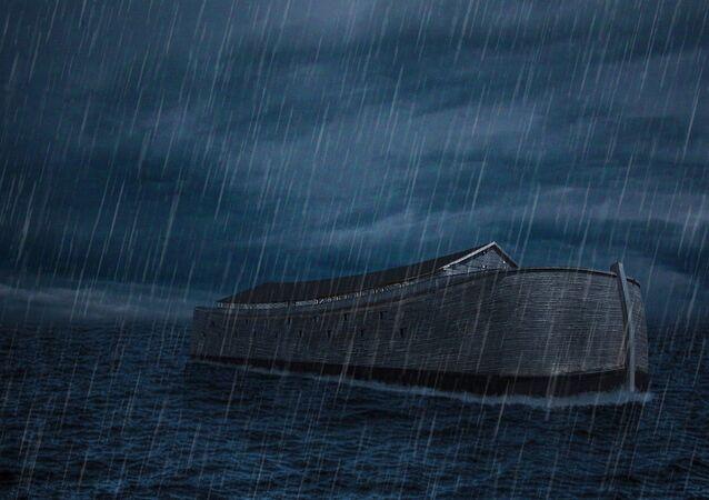 Arca de Noé (imagem ilustrativa)