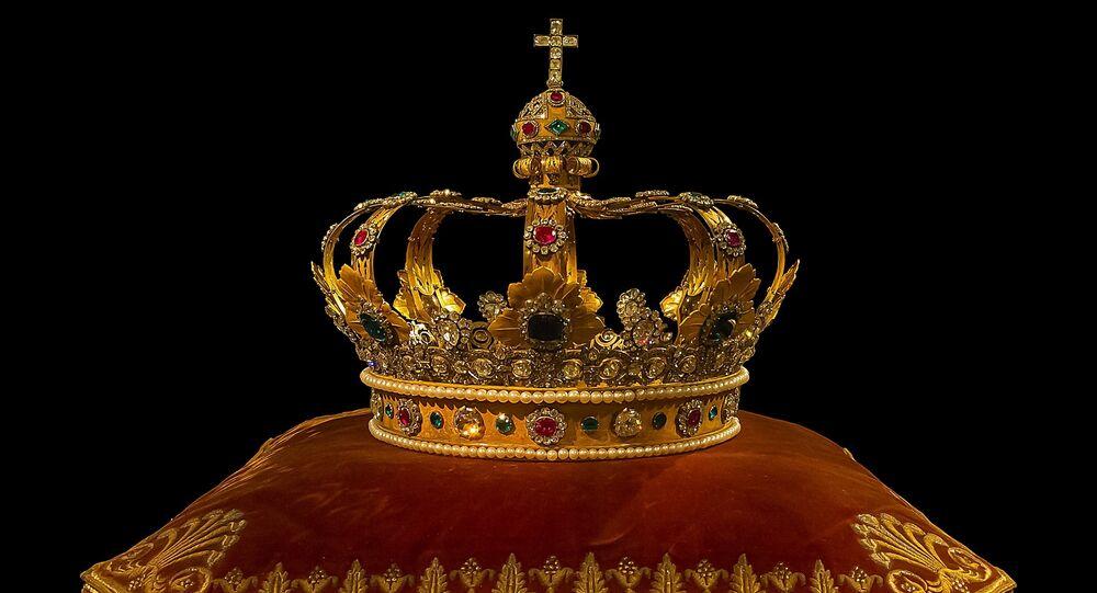 Coroa (Imagem referencial)