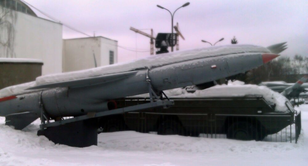 Míssil soviético P-5