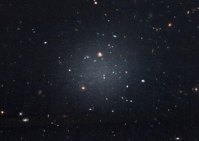 Matéria escura desaparecida