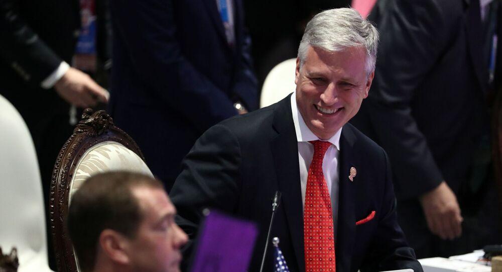 Conselheiro de Segurança Nacional dos Estados Unidos, Robert O'Brien