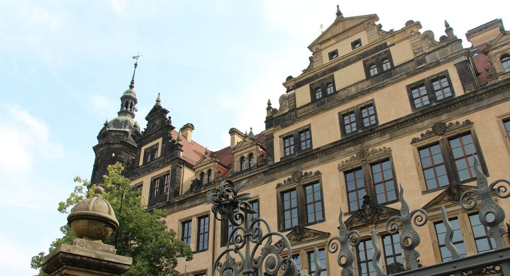 Museu Abóbada Verde, Dresden, Alemanha
