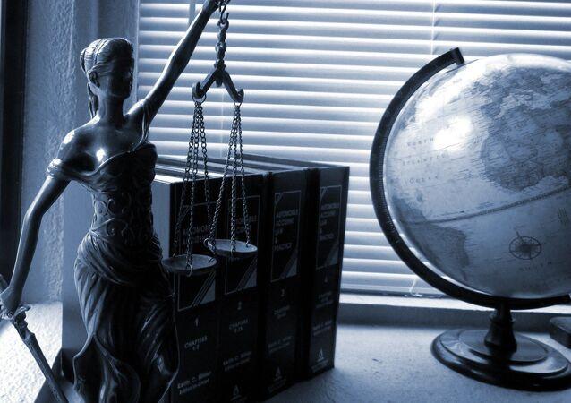 Balanço de justiça