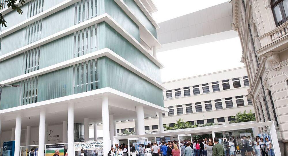Museu de Arte do Rio (MAR).