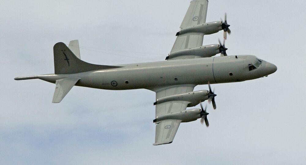Avião Lockheed P-3 Orion