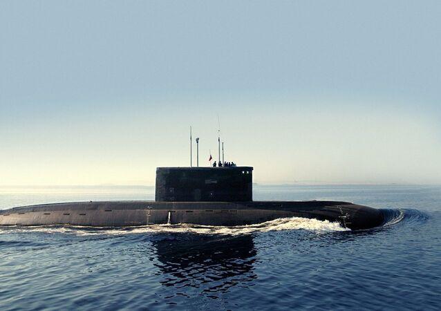 Submarino do Projeto 636