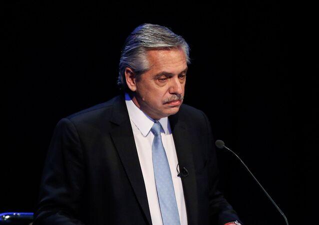 Alberto Fernández, presidente eleito da Argentina