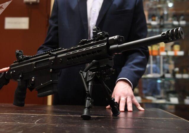 Fabricante russa ORSIS está desenvolvendo fuzil de precisão controlado remotamente