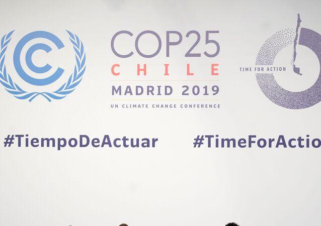 Conferência do Clima COP 25