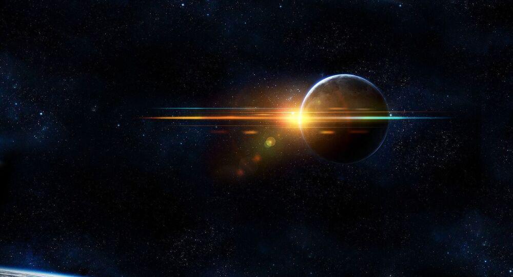 Planeta (imagem referencial)