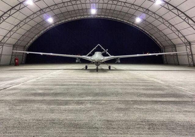 Drone drone turco Bayraktar TB2