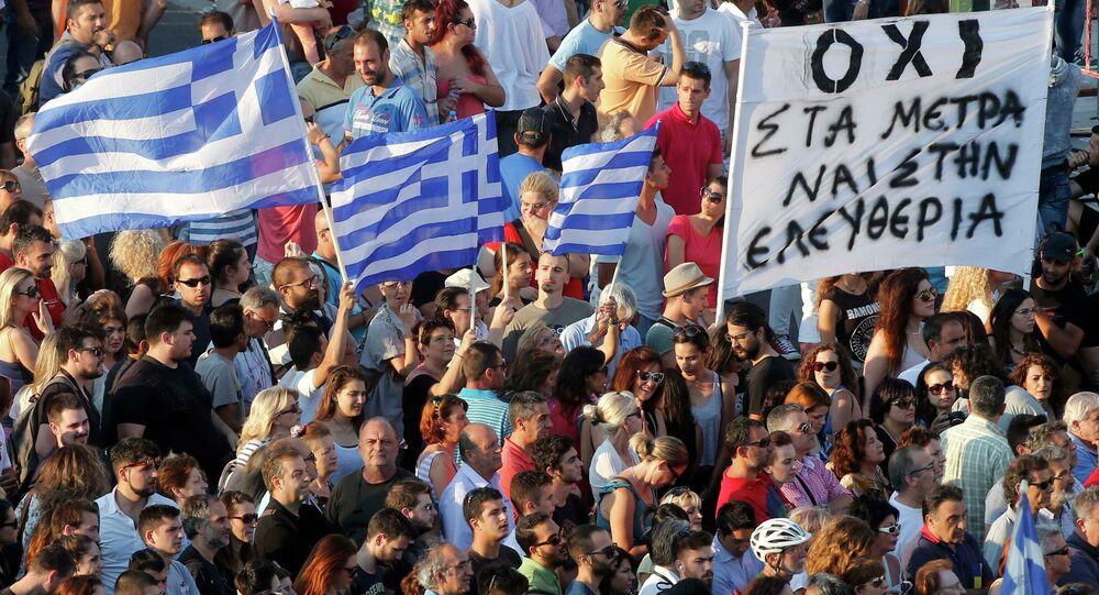 Gregos disseram não às propostas dos credores para um novo pacote de ajuda financeira em troca de mais austeridade