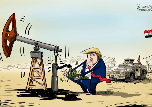 Petróleo alheio nunca é demais