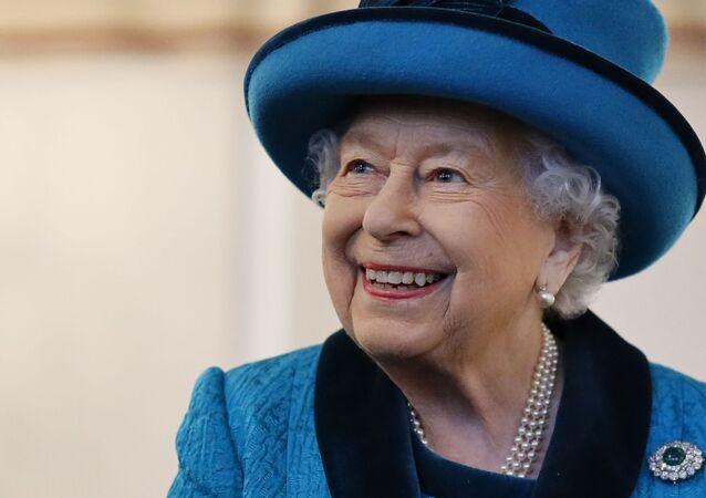 Rainha do Reino Unido Elizabeth II (foto de arquivo)