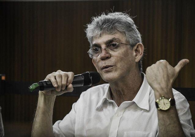 Ex-governador da Paraíba Ricardo Coutinho (foto de arquivo)
