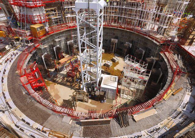 Reator de fusão nuclear Tokamak