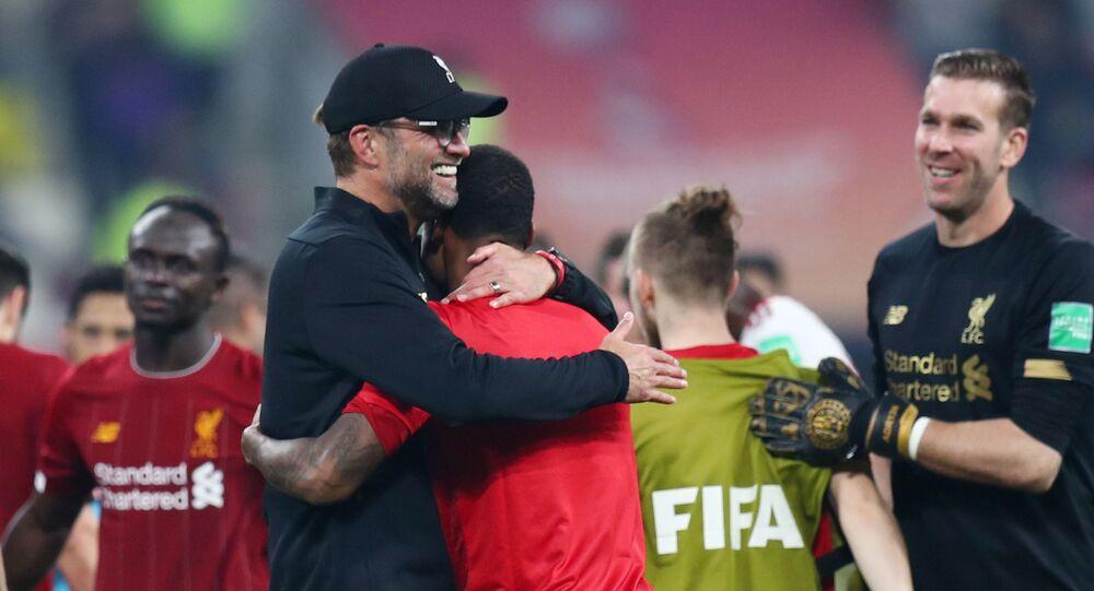 Liverpool derrota Flamengo e se torna campeão mundial de clubes pela primeira vez