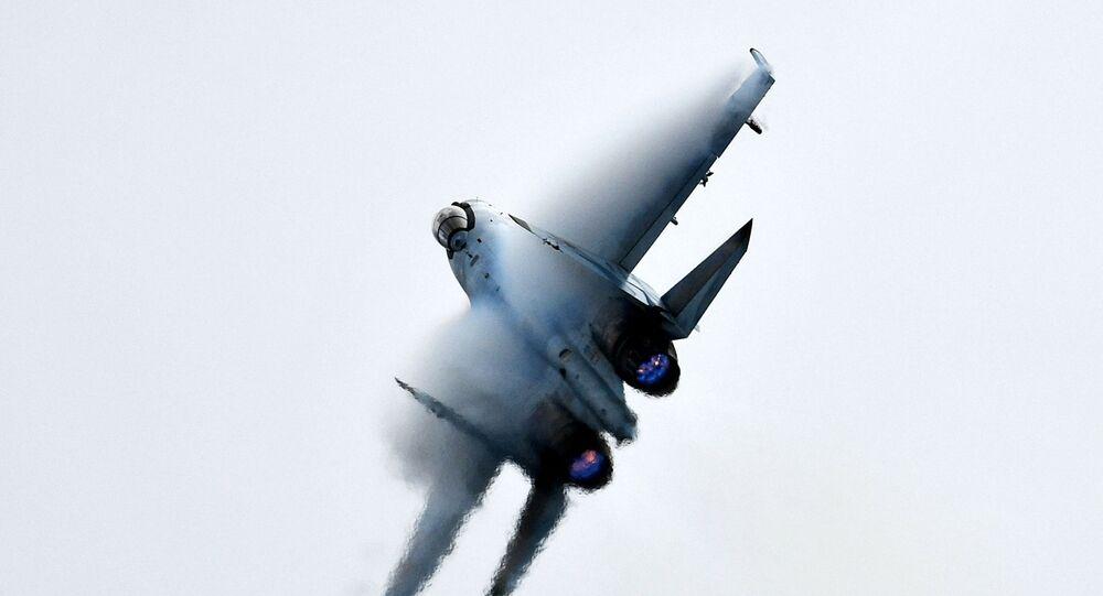 Caça russo de 5ª geração Su-57