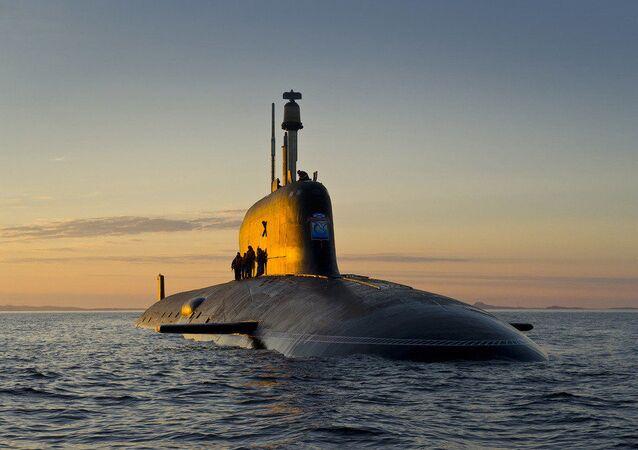 Submarino nuclear de série do projeto Yasen-M