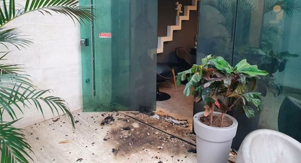 Sede da Porta dos Fundos foi atacada na véspera do Natal
