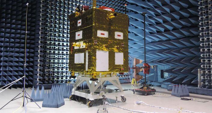 Satélite sino-brasileiro CBERS-4A