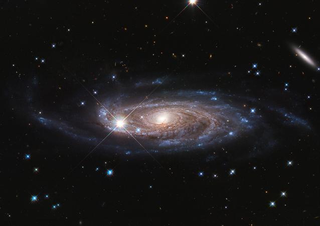 Galáxia espiral UGC 2885