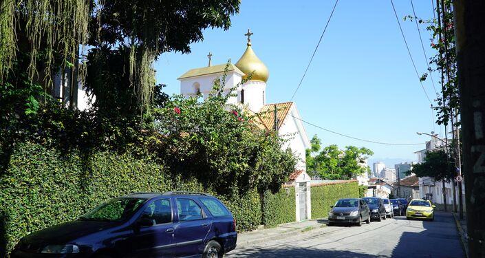 Igreja Ortodoxa Comemora Natal E Brasileiros Se Juntam à Festa Vídeo Sputnik Brasil