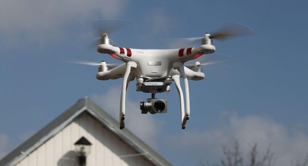Drone (imagen ilustrativa)