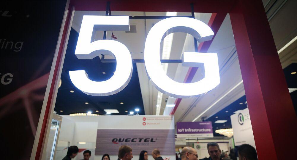 Logo da 5G