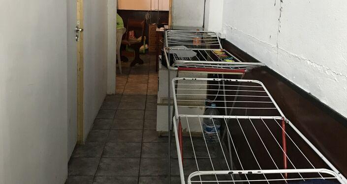 Alojamento mantido ilegalmente em Lisboa, Portugal