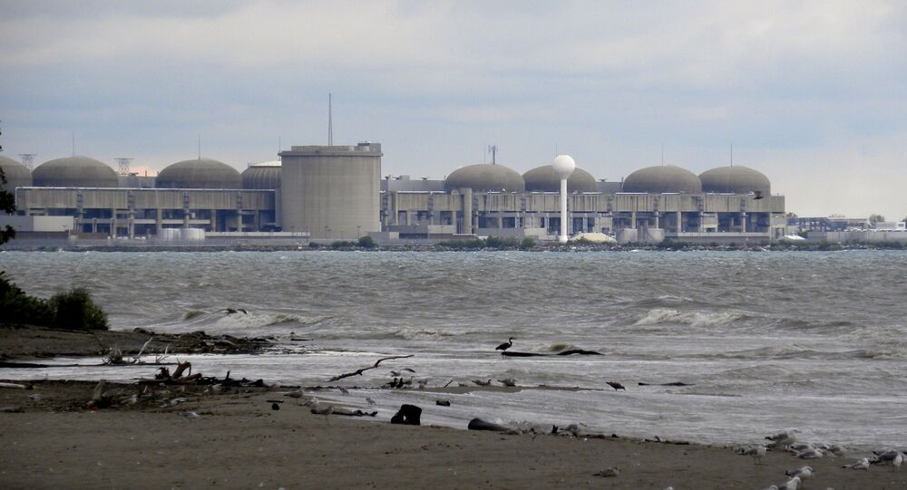 Usina Nuclear de Pickering, na região de Toronto, no Canadá (foto de arquivo)