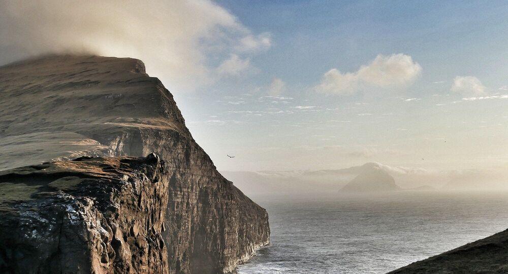 As ilhas Feroe