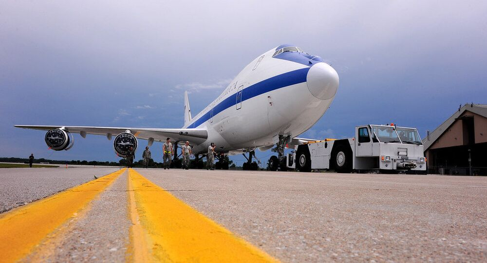 Avião apocalíptico dos EUA, Boeing E-4B Nightwatch