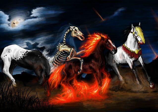 Cavaleiros do Apocalipse (imagem reverencial)