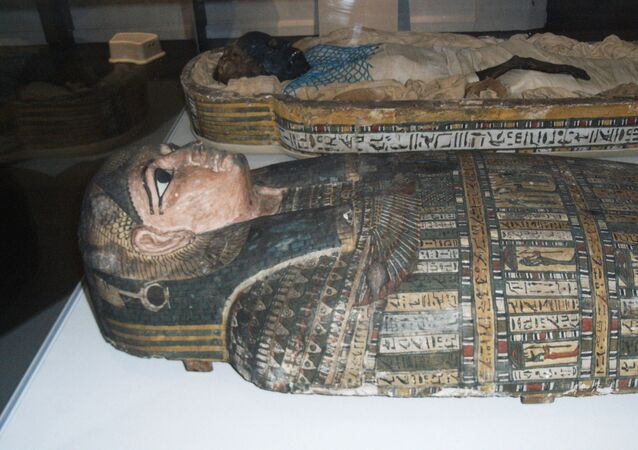 Takabuti, múmia de 2.600 anos