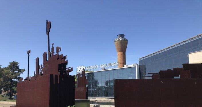 O Museu Malvinas está situado no Espaço da Memória (ex-ESMA)