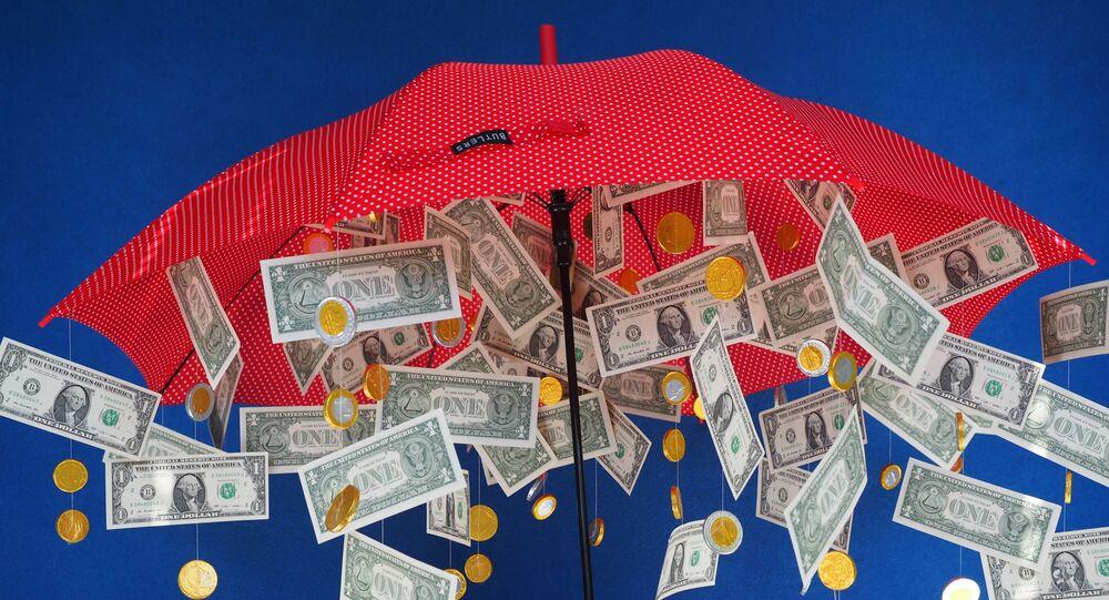 Chovem dólares americanos