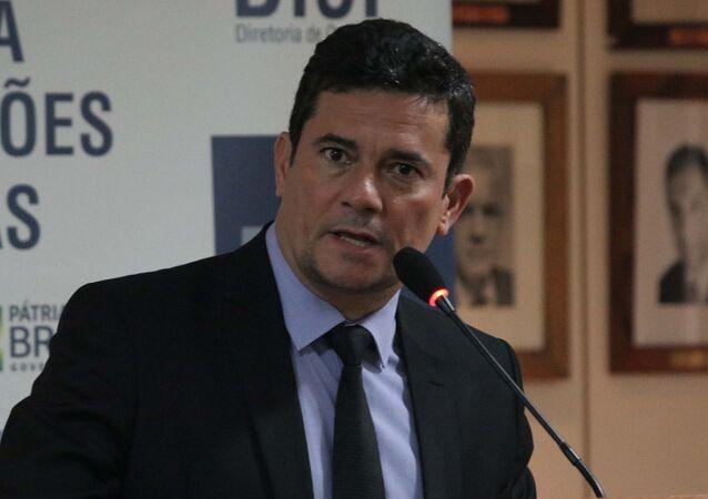 Ministro da Justiça, Sergio Moro