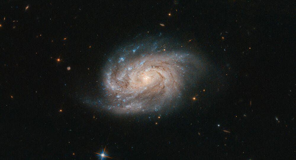 Galáxia NGC 1803