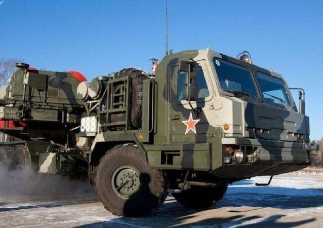 Sistema russo de defesa antiaérea S-500