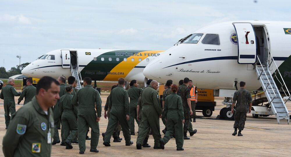 Dois aviões Embraer 190 da Forca Aerea Brasileira decolam, nesta quarta-feira (05), as 12h, da Ala 1 (Base Aerea de Brasilia) para buscar os brasileiros que estão em Wuhan, na China, e desejam regressar ao Brasil.