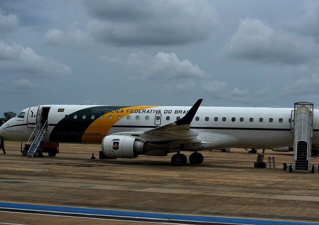 Aeronave da FAB (foto de arquivo)
