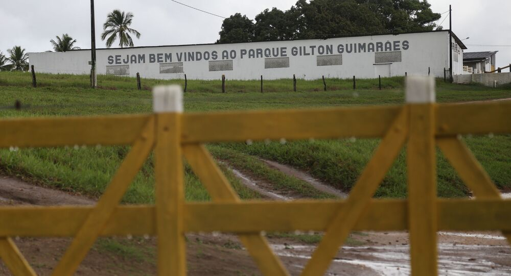 Sítio onde ocorreu operação que matou Adriano Nóbrega