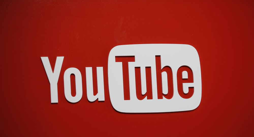 Logo do YouTube (imagem referencial).